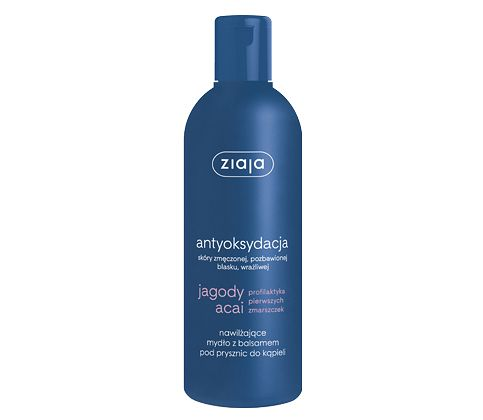 Acai Berry hydratační sprchové mýdlo s balzáme 300 ml Ziaja