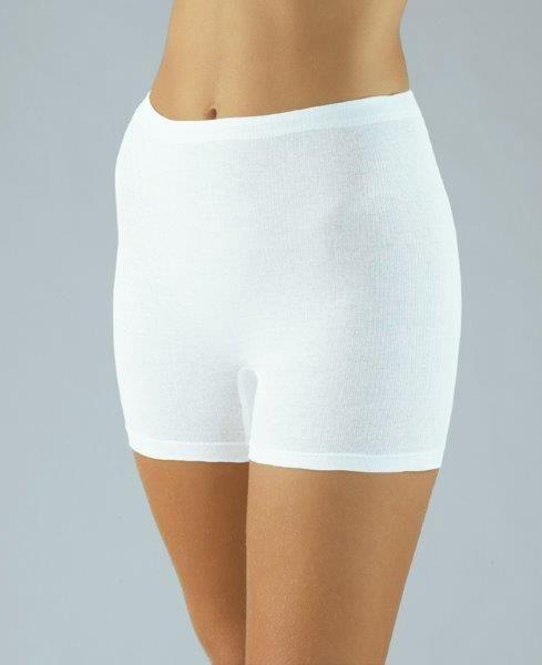 Dámské kalhotky karina bílá velikost 64, 1kus