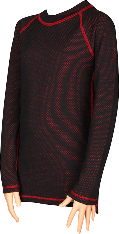 Funkční prádlo in 05 červená velikost 158-164, 1kus