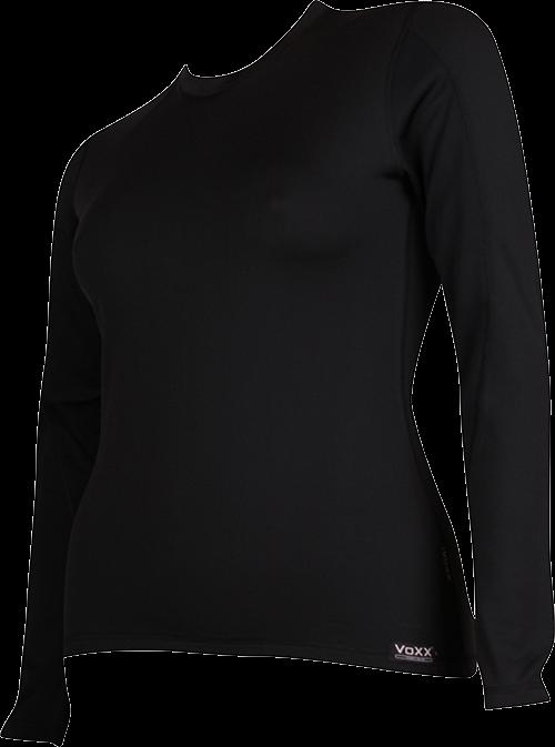 Funkční prádlo solid 02 černo-černá velikost L, 1kus