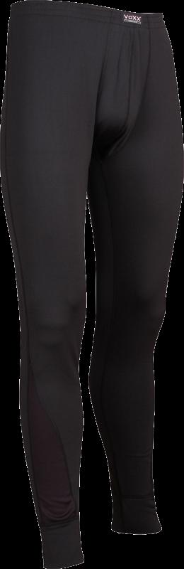 Funkční prádlo solid 03 černo-černá velikost XXL, 1kus