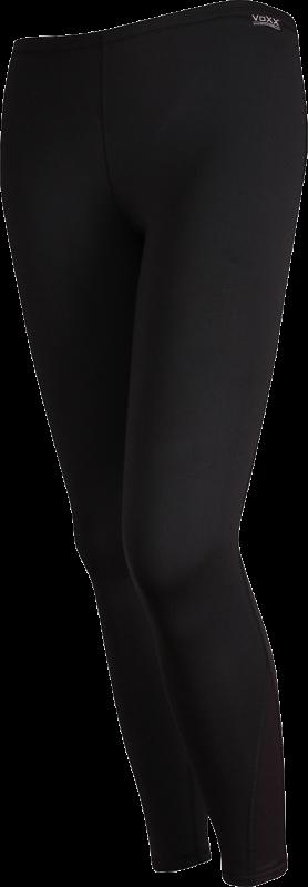 Funkční prádlo solid 04 černo-černá velikost L, 1kus