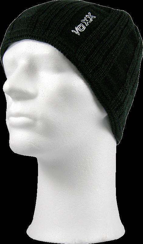 Pánská čepice cruze černá velikost unisex, 1kus