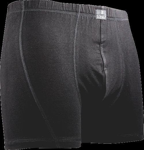 Pánské boxerky norbert černá velikost XXL, 1kus