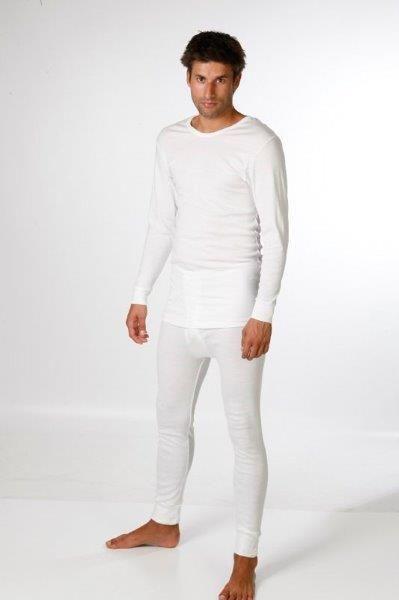 Pánský nátělník blek bílá velikost 70, 1kus