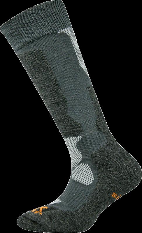 Podkolenky etrexík tmavě šedá velikost 23-25 (35-38), 1pár