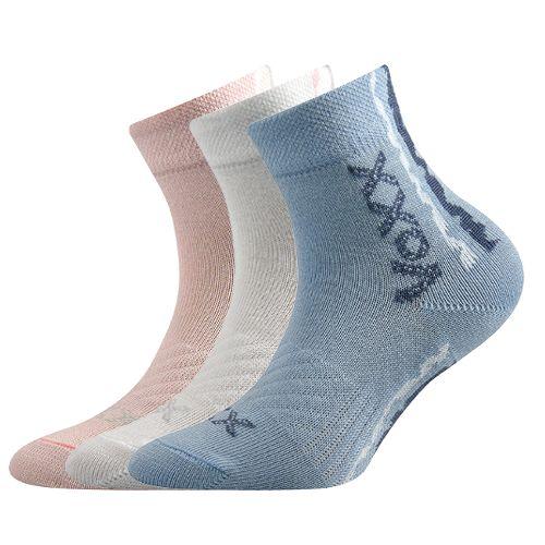 Ponožky augustýn mix C velikost 20-22 (30-34), 3páry