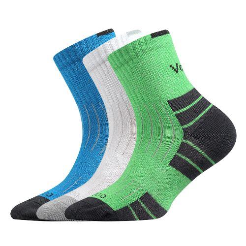 Ponožky belkinik mix C velikost 23-25 (35-38), 3páry