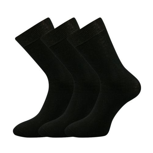 Ponožky blažej černá velikost 35-36 (52-54), 3páry