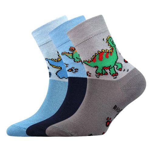 Ponožky bruno bio mix D velikost 20-22 (30-34), 3páry