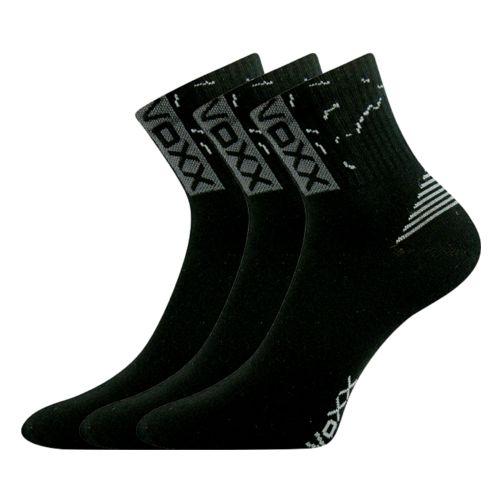 Ponožky codex černá velikost 32-34 (48-51), 3páry