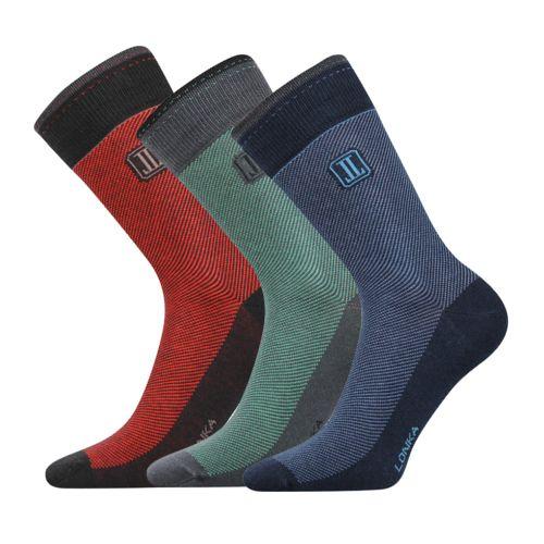 Ponožky destrong mix B velikost 29-31 (43-46), 3páry