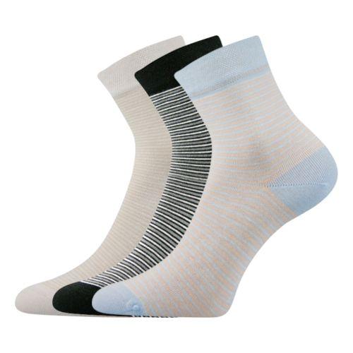 Ponožky fenux mix velikost 26-28 (39-42), 3páry