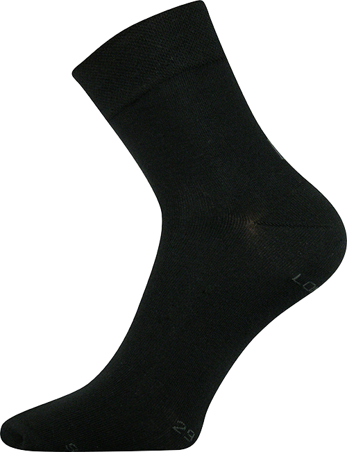 Ponožky haner černá velikost 32-34 (48-51), 1pár