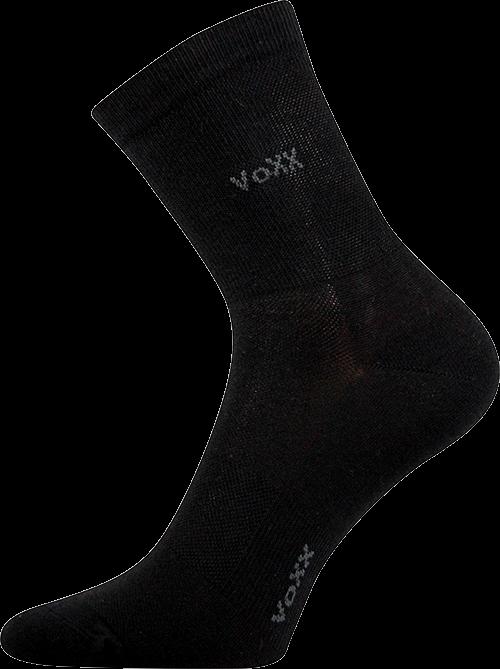 Ponožky horizon černá velikost 29-31 (43-46), 1pár