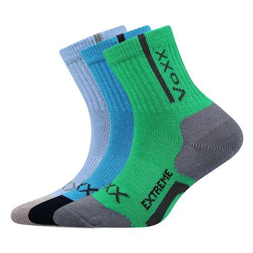 Ponožky josífek mix C - uni velikost 23-25 (35-38), 3páry