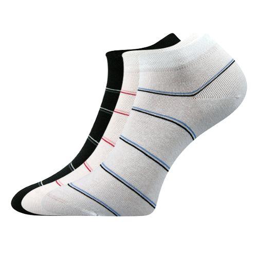Ponožky kazi mix velikost 26-28 (39-42), 3páry