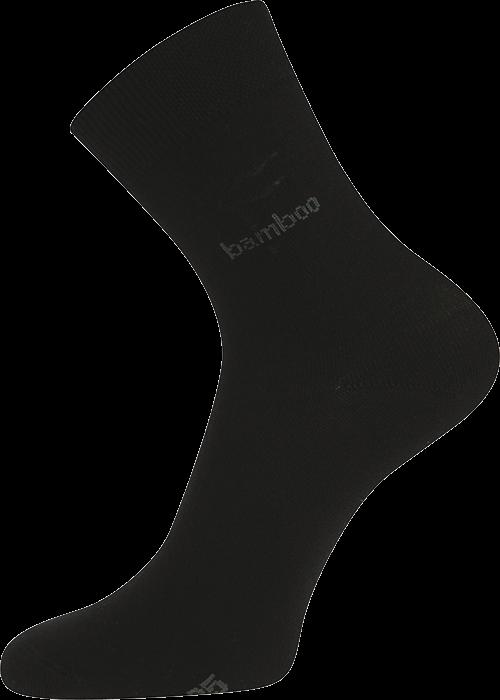 Ponožky kristián černá velikost 29-31 (43-46), 1pár