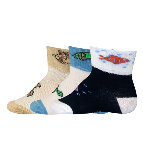 Ponožky matouš mix B velikost 9-11 (14-16), 3páry