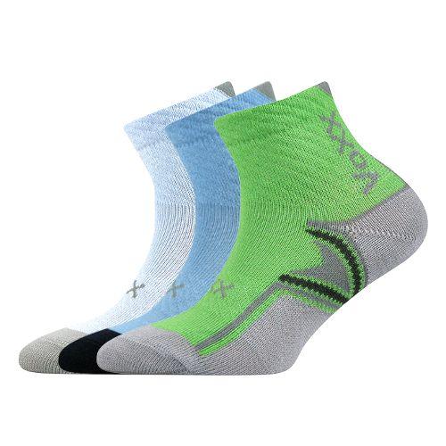 Ponožky neoik mix C velikost 23-25 (35-38), 3páry