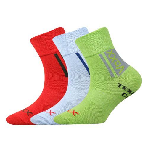 Ponožky optifanik mix C II velikost 23-25 (35-38), 3páry