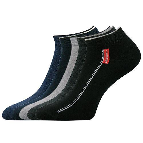 Ponožky rajen mix velikost 23-25 (35-38), 5párů