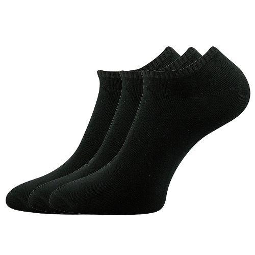 Ponožky rypi černá velikost 29-31 (43-46), 3páry