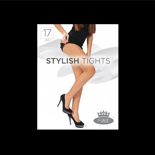 Punčochové kalhoty stylishtights 17den nero velikost XL - 176-182/116, 1kus