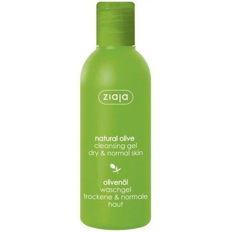 čistící gel s olivovým olejem 200 ml Ziaja