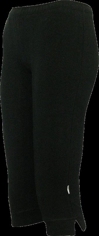 Dámské tepláky warp 3/4 černá velikost XL, 1kus