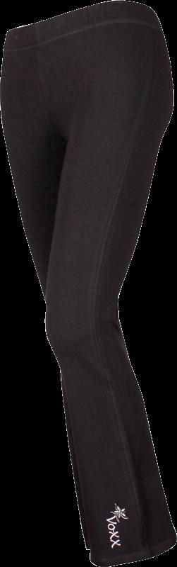 Dámské tepláky warp černá velikost XL, 1kus