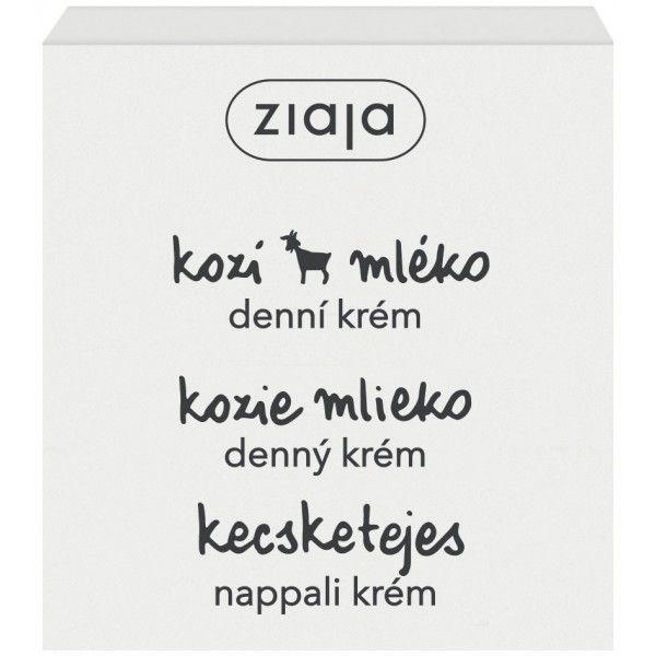 denní pleťový krém s kozím mlékem 50 ml Ziaja