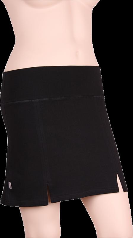 Dívčí sukně wamp černá velikost 158-164, 1kus