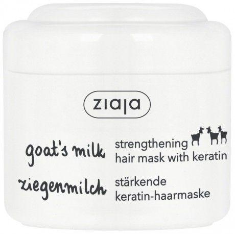maska na vlasy s kozím mlékem 200 ml Ziaja