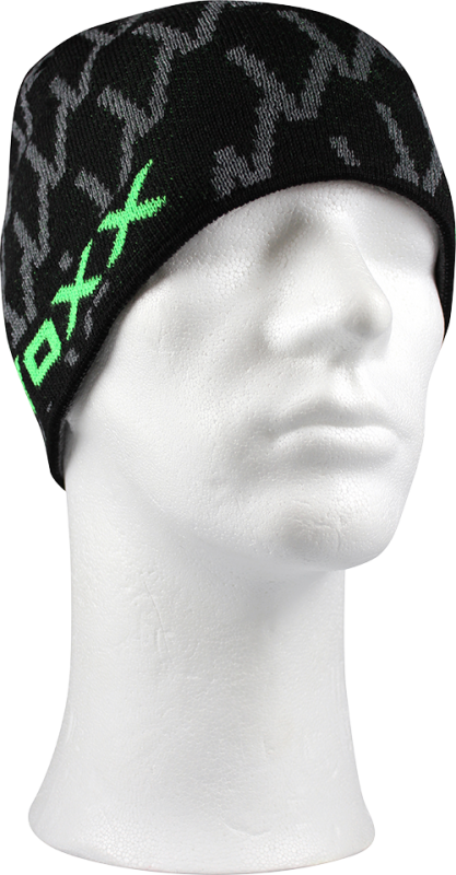 Pánská čepice auris iii zelená velikost uni - pánská, 1kus