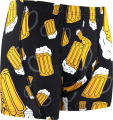 Pánské boxerky pivoxx černá velikost XXL, 1kus