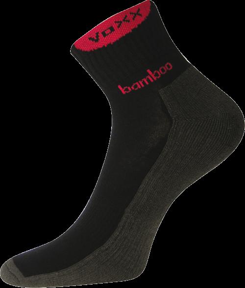 Ponožky brooke černá velikost 29-31 (43-46), 1pár