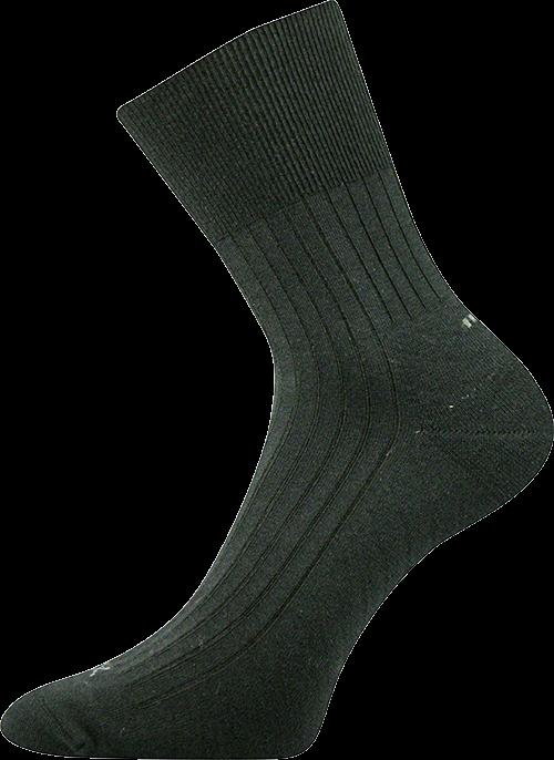 Ponožky corsa černá velikost 32-34 (48-51), 1pár