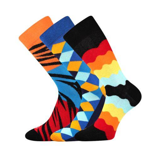 Ponožky dimage mix B velikost 29-31 (43-46), 3páry
