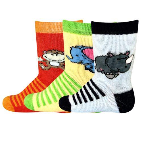 Ponožky dominik mix C velikost 12-14 (18-20), 3páry