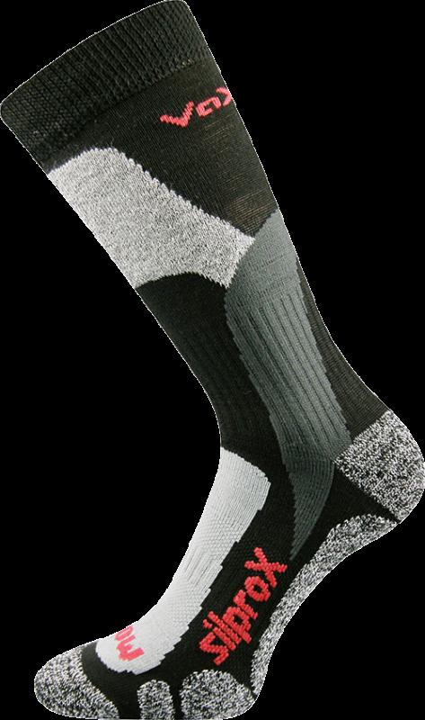 Ponožky ero snow černá velikost 32-34 (48-51), 1pár