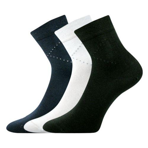 Ponožky fenux 02 mix 02 velikost 26-28 (39-42), 3páry