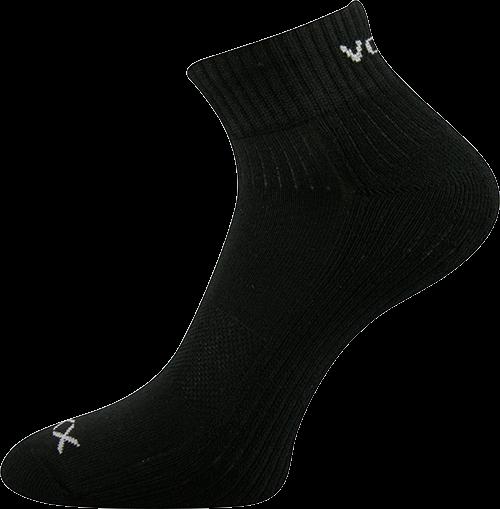 Ponožky glowing černá velikost 29-31 (43-46), 1pár