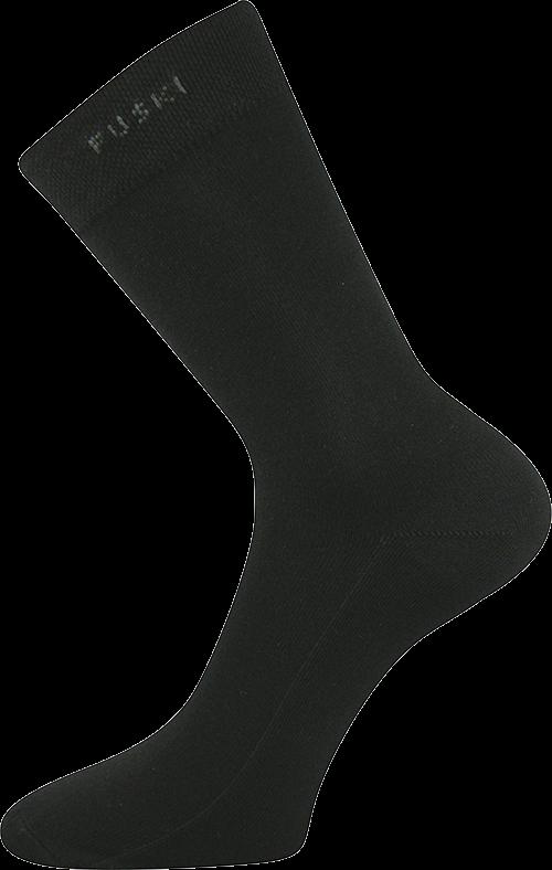 Ponožky holan černá velikost 32-34 (48-51), 1pár