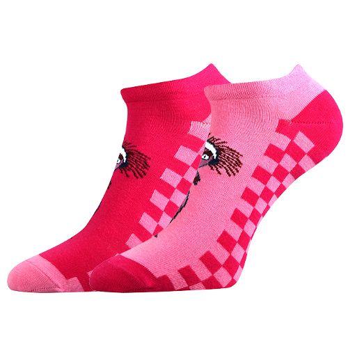 Ponožky lichožrouti s Žiletka velikost 26-28 (39-42), 1pár