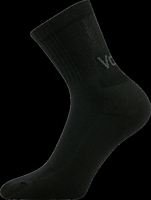 Ponožky mystic černá velikost 31-32 (47-48), 1pár