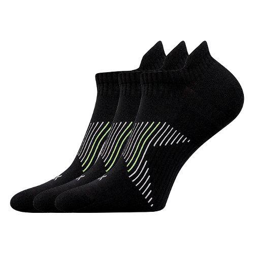 Ponožky patriot a černá velikost 29-31 (43-46), 3páry