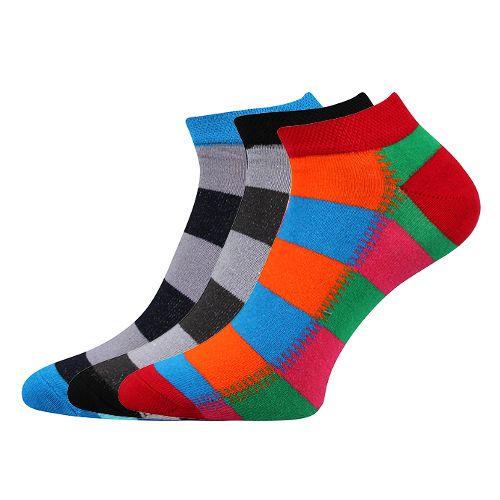 Ponožky piki 43 43 B velikost 29-31 (43-46), 3páry