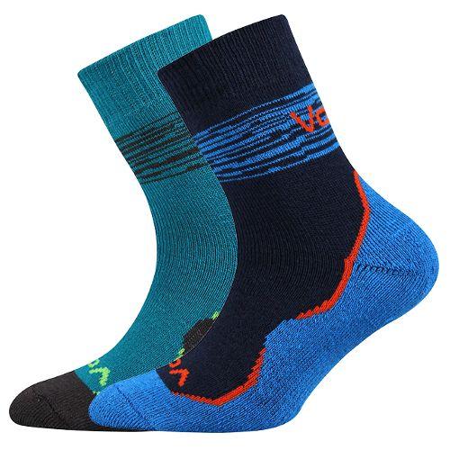Ponožky prime mix kluk velikost 23-25 (35-38), 2páry
