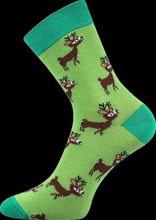 Ponožky s-patte 014 vzor 014 velikost 29-31 (43-46), 1pár